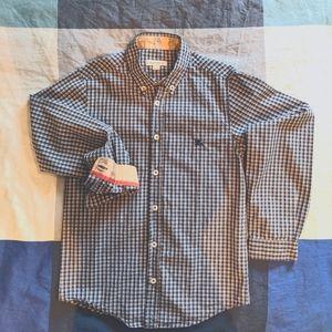 Boy's Burberry shirt